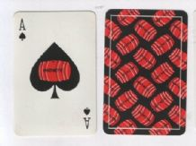 Beer Advertising playing cards  Watney's Red Barrel,